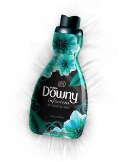 Downy Infusions Botanical Mist Liquid Fabric Softener | Let waves of tranquil softness wash over you with Downy Infusions Botanical Mist liquid fabric softener, an alluring blend of earthy florals with apple and pear crispness and rich vanilla undertones. Experience renewed freshness in fabrics and a soothing invigoration of spirit.