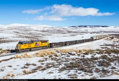 RailPictures.Net Photo: UP 3020 Union Pacific EMD SD70ACe-T4 at Monida, Montana by Russell Watson