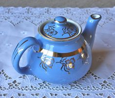 Hall China teapot