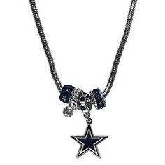$14.99 NFL Euro Bead Necklace