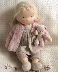 Resultado de imagen para dolls waldorf pinterest
