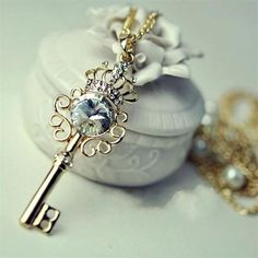 Crown Skeleton Key
