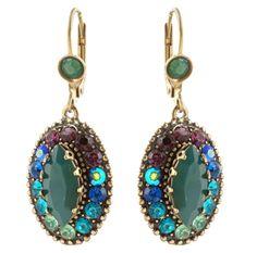 Michal Negrin Jewelry Hook Earrings