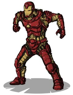 Ironman XXX mark my fanart ;)