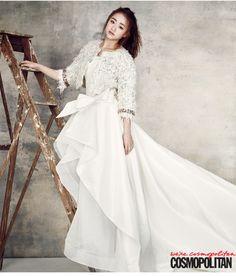 2014.11, Cosmopolitan, Son Yeon Jae