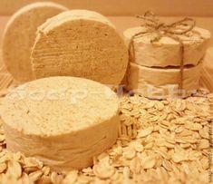 Мастер-класс: молочное мыло с нуля (ГС) с добавлением мёда и овсянки. - Ярмарка Мастеров - ручная работа, handmade