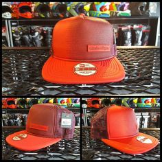 e551fd40812d4 TROY LEE DESIGNS RACE CLUB NEW ERA HAT Features   - New Era 39THIRTY ...