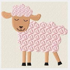 Motif pour machine à broder gratuit - Free machine embroidery design