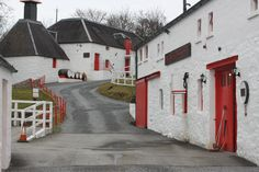 The Smallest Whisky Distillery In Scotland | Edradour #edradour #whisky #pitlochry
