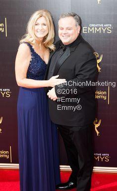 #Emmy Red Carpet #Emmy2016 #EmmyArts #redcarpet @TheEmmys @TelevisionAcad @MSTheater