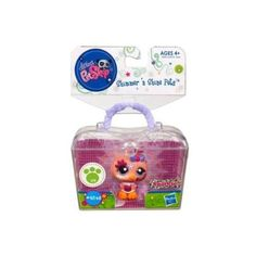Amazon.com: Littlest Pet Shop Shimmer N Shine Figure . Toys & Games