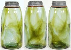 antique mason jars 1858 | ... Mason 1858 fruit jar