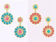 wearable art... www.popofchic.com/earrings