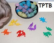 Do your kids DIG DINOSAURS? Come play with us! from The Preschool Toolbox