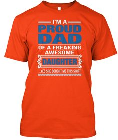 LIMITED EDITION! *i'm a proud dad* | Teespring