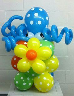 Ballon decorations!