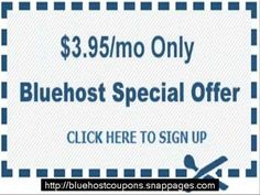 Bluehost Coupon Code   75% OFF   Bluehost Discount Coupons With Bluehost Domin&Hosting Signup - (More info on: http://LIFEWAYSVILLAGE.COM/coupons/bluehost-coupon-code-75-off-bluehost-discount-coupons-with-bluehost-dominhosting-signup-2/)