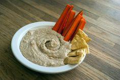 Lemon & Garlic Hummus – Natural Oil Mom  #essentialoils #diffuser #doTERRA #pureoils #naturalhealth #naturaloilmom