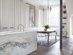 Blenheim Crescent Kitchen by blakes London