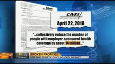 CBS Sharyl Attkisson: Obama Admin Knew in 2010 That Millions Would Lose Health Plans