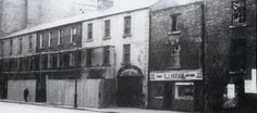 Lower Kevin Street, where DIT is today. Ireland Pictures, Old Pictures, Old Photos, Dublin Street, Dublin City, Gone Days, Photo Engraving, Dublin Ireland, Roads
