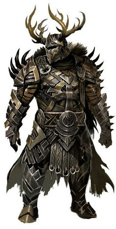 Guild wars 2 Armor by ?:
