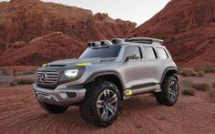 mercedes benz truck concept - Buscar con Google