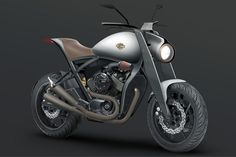 No, Harley Davidson doesn't make too many standard bikes. Yes, they totally should! Here's what it would look like, according to Glorin Pavlovich Chiourea. Same Harley