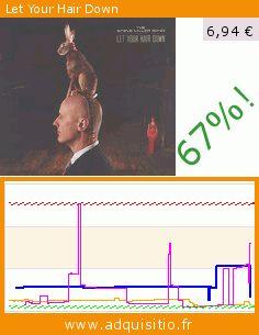 Let Your Hair Down (CD). Réduction de 67%! Prix actuel 6,94 €, l'ancien prix était de 21,00 €. Par Steve Miller Band. https://www.adquisitio.fr/roadrunner/let-your-hair-down