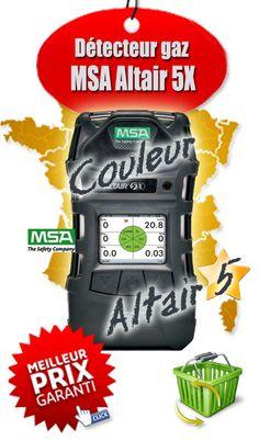 Détecteur de Gaz Portable ALTAIR 5X !Détecteur multigaz portable ALTAIR 5X IR [LIE (Pen), O2, CO, H2S, 0-10 % CO2] - MSA Gallet 10119615 Couleur - Le Plus Grand Choix de Explosimètre et Détecteur multigaz portable Altair 5X - MSA Gallet 10119615, A Prix Cassés sur Sécurishop - Sécurishop, la boutique des achats et vente en ligne ! Les prix les plus bas du Web ! Découvrez toutes les informations sur le produit : Le détecteur multi-gaz portable ALTAIR 5X.  Le manuel d'utilisation au format…