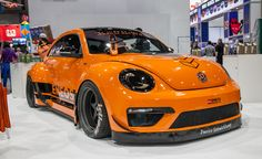 Typically, the objects of Japanese tuner Rauh-Welt's customization projects hail from Zuffenhausen, but, lo and behold, here's one with Wolfsburg roots. Built in collaboration with Tanner Foust, this widened Bug is incredible to behold.