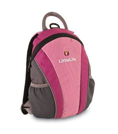 Little life Arnes mochila rosada.de 2 a 4 años.