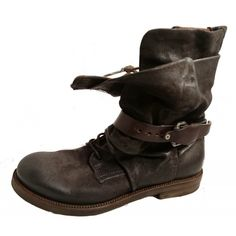 Leather boots for men - AS.98 shoes for men online
