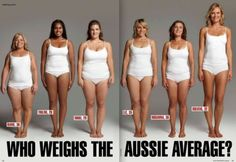 All these lovely ladies weigh 154lbs. We all carry weight differently, don't live your life by an outdated chart. Find a number that looks and feels good.