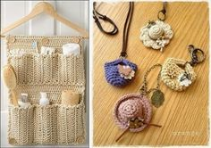 ideias criativas com croche - Pesquisa Google