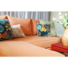 Comfort Works FRIHETEN Slipcover Review found on Polyvore