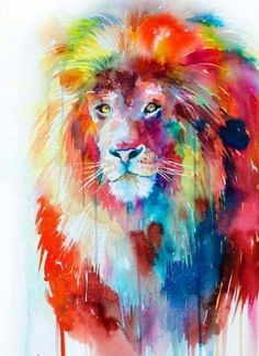 The Soul of the Lion lives within.