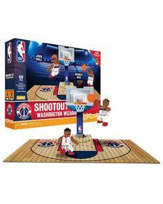 e128c892e374 NBA Shootout Set Washington Wizards