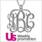 Monogram Necklaces, Monogram Bracelets, Monogram Jewelry | MyNameNecklace
