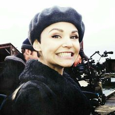 Ginny #OUATBehindTheScenes #OUATCast #OUAT