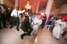 Munaluchi Bride Magazine   Nigerian African American Wedding   Multicultural Wedding   Real Weddings