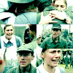 Charlotte and Wilhelm from Unsere Mutter, Unsere Vater or Generation War; Beautiful, Pure and Tragic
