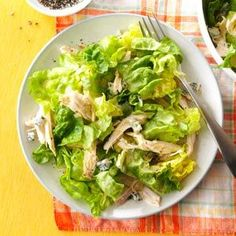 Chicken-salad-with-dijon-vinaigrette