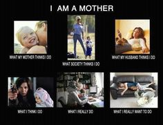 I'm not a mother yet. But I still love this.
