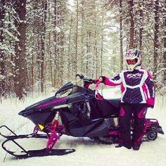 FXR Racing - Pinkin' it up