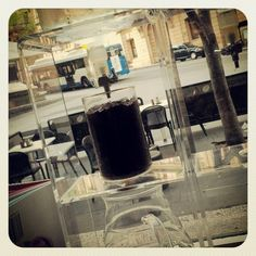 Cold drip sort of day #coffee #colddrip #sydney #cafe @Costa Arvanitopoulos