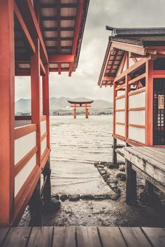 just-wanna-travel:  Itsukushima Shrine, Japan