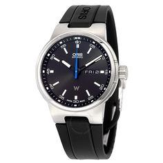 Oris Williams F1 Team Day Date Autoamtic Watch 01 735 7716 4154-07 4 24 50 - Williams F1 - Oris - Watches - Jomashop