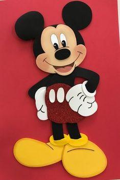 Dulcero De Mickey Mouse Para Cumpleanos Hecho De Lata De Leche