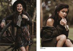 Field of Dreams featuring Ylona Garcia - Star Style PH Star Fashion, Fashion Photo, Ylona Garcia, Bailey May, Field Of Dreams, Filipina, Asian Beauty, Philippines, Squad